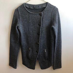 ZARA wool jacket!